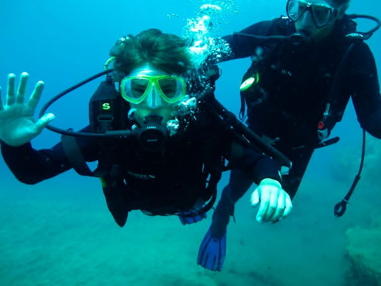 Our PADI courses