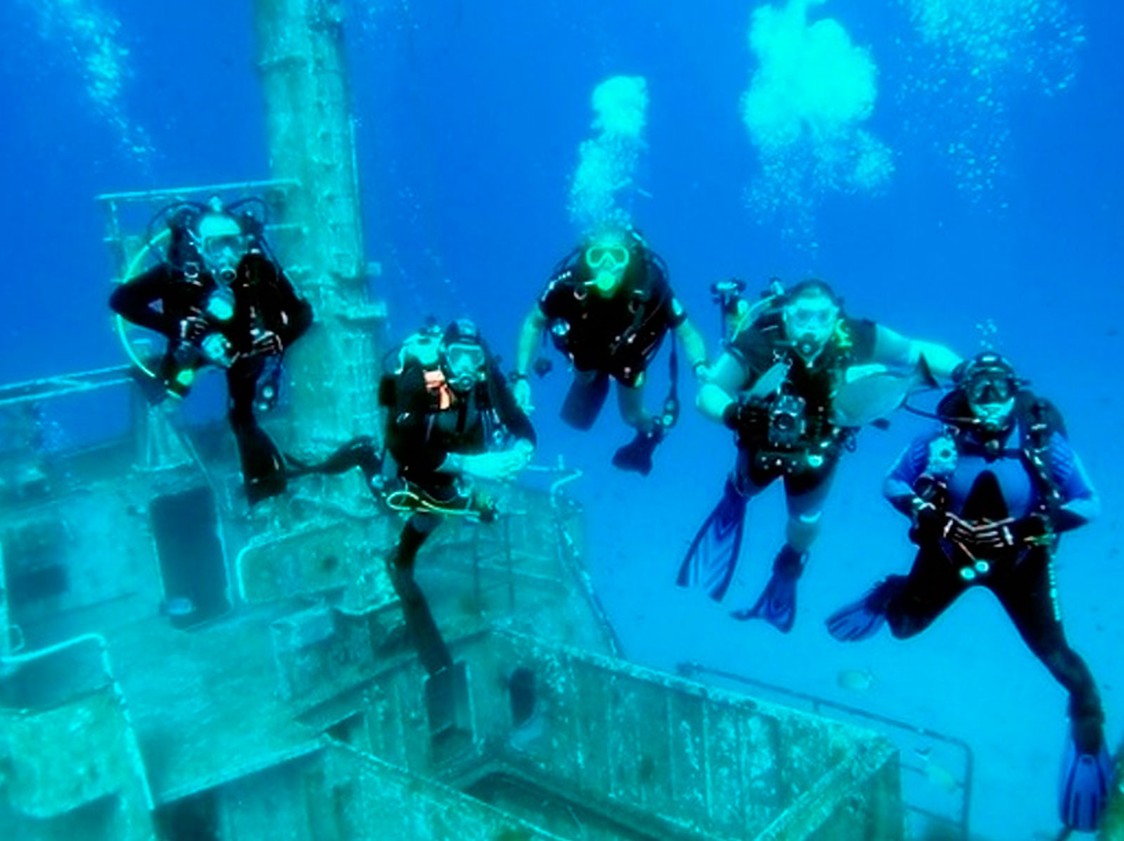Courses - Advanced Open Water Diver