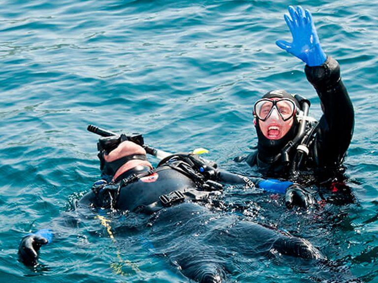 Courses - Rescue Diver