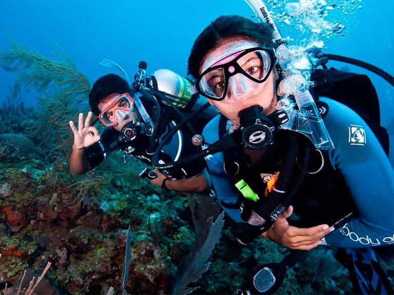 Courses - Scuba Diver