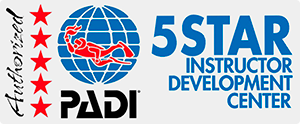 PADI 5 Star - Instructor Development Center
