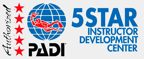 PADI 5 Star - Centro de desarrollo de instructores