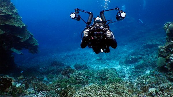 Digital Underwater Photograher