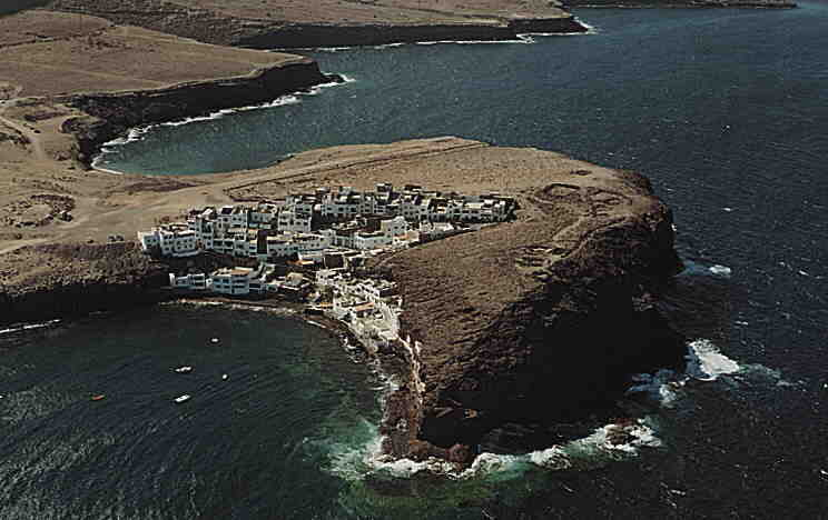 Gran Canaria Dive Sites - Tufia