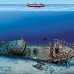 Gran Canaria Dive Sites - Wreck of Cermona II