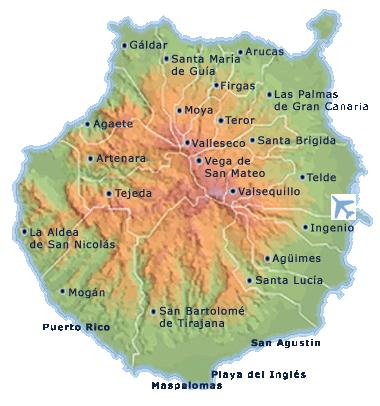 Gran Canaria Dive Sites
